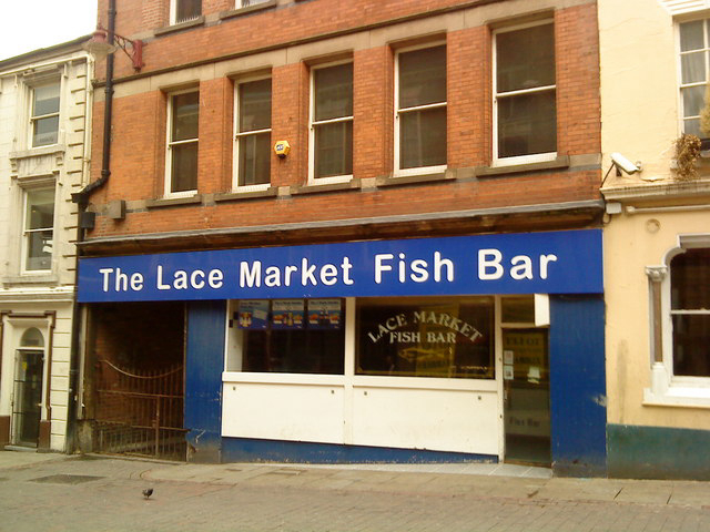 Lace Market Fish Bar