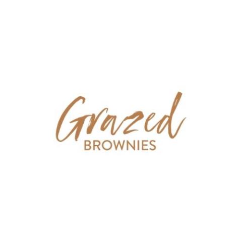 Grazed Brownies